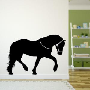Tafelfolie Pferd