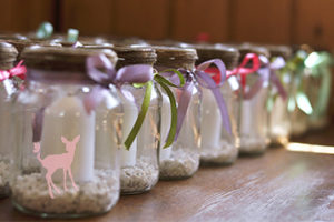 DIY Windlicht