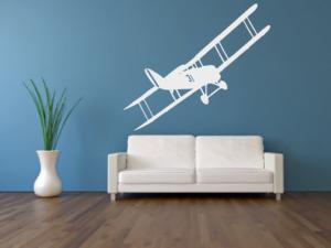 Wandtattoos Flugzeug