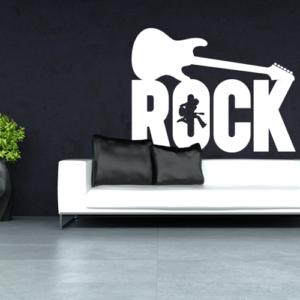 Wandtattoos Rock