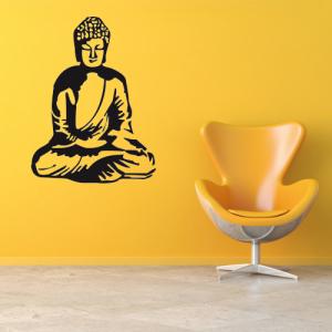 Buddha - Wandtattoo