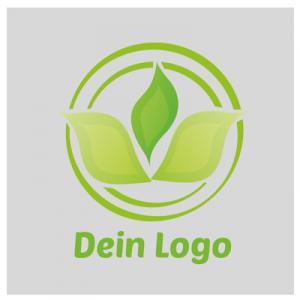 Klebefolie Milchglasfolie mit deinem Logo 50 x 50 cm (matt)