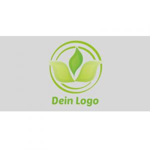 Klebefolie Milchglasfolie mit deinem Logo (matt)