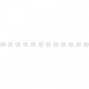 Klebefolie Milchglasfolie Türmarkierung Kreise Silber Nr. 2 (matt)