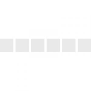 Klebefolie Milchglasfolie Türmarkierung Quadrate Silber Nr. 1 (matt)
