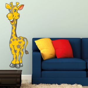 Giraffe - Wandtattoo