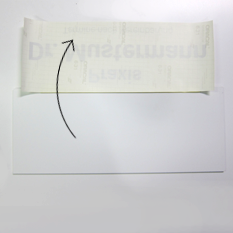 Montageanleitung Buchstaben Schritt 4